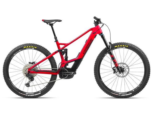 Orbea Wild FS H20 bright red/black